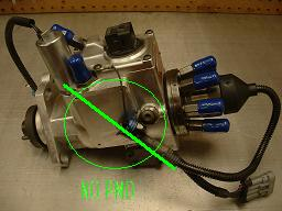 chevy / gmc 6 5l diesel rebuilt electronic fuel injection pump without pmd  / fsd